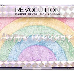New Makeup Revolution Rainbow Highlighter London